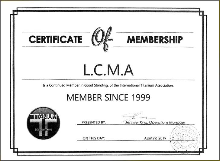 """""""LCMA's"""